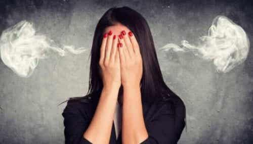 Złość wpływa negatywnie na stan zdrowia