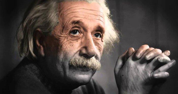 Albert Einstein – 5 zdań o rozwoju osobistym