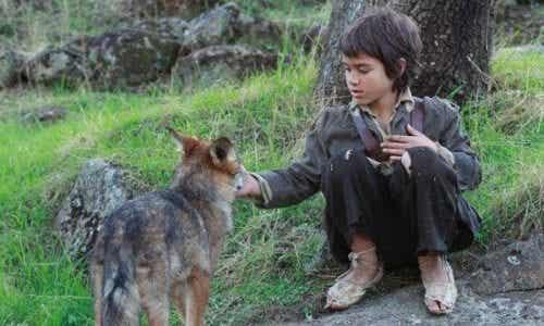 Życie wśród wilków: historia zdziczałego dziecka