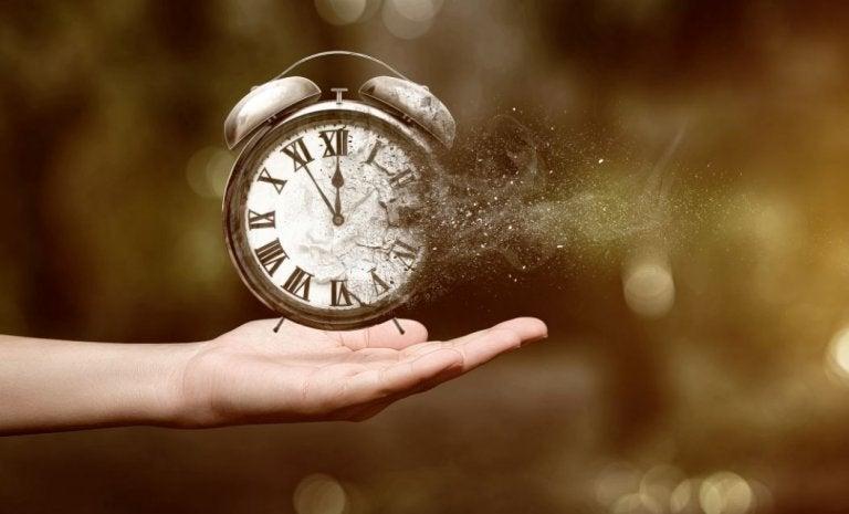 Czas - kierunek w życiu