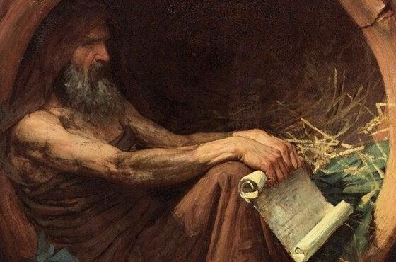 Diogenes i cynizm.
