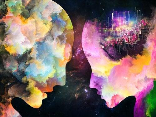 Przebudzenie świadomości - Dwa kolorowe umysły