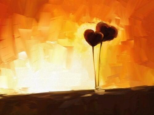 Dwa serca.