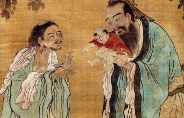 dwóch chińskich mężczyzn