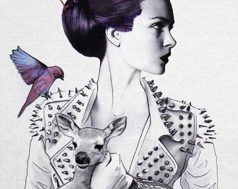 Kobieta indywidualistka