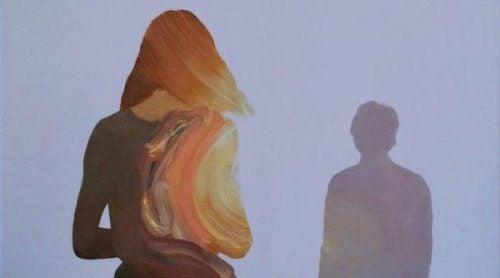 Kobieta i mężczyzna - rozstanie