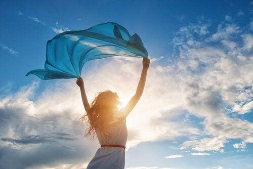 Kobieta - bezgraniczna radość
