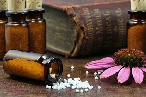 Homeopatia - tabletki.