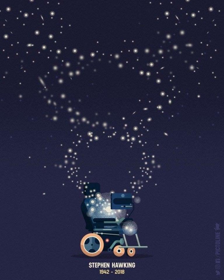 Memoriał Stephena Hawkinga