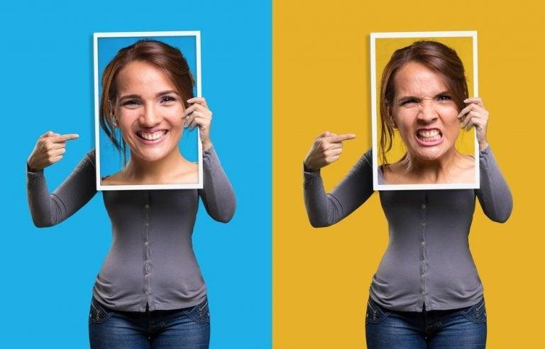 Mimika twarzy - komunikacja niewerbalna