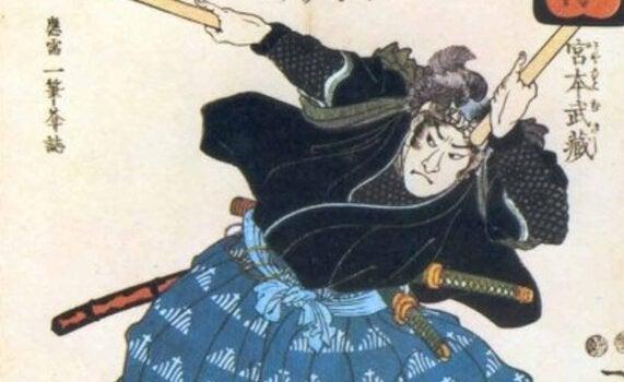 obraz samuraja i samurajskie nauki