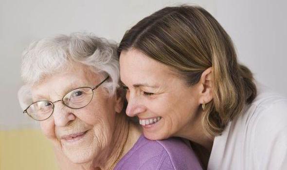 Szacunek dla osób starszych - opieka nad nimi.