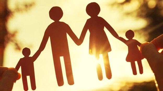 Rodzina z papieru