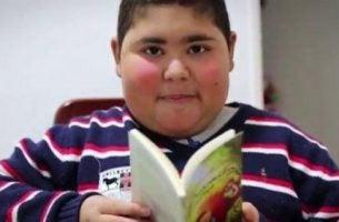 Ruben Darío Ávalos - chłopiec, który udowodnił, że czytanie to lekarstwo
