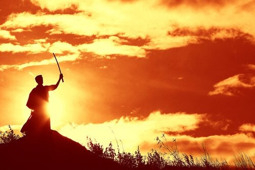 samuraj o zmierzchu