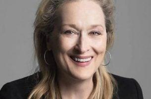 uśmiechnięta Meryl Streep