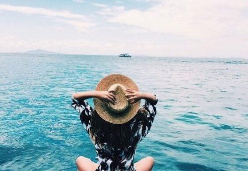 Widok na morze i jego pozytywny wpływ na mózg