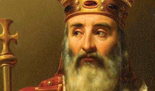 Karol Wielki i legenda wielkiej miłości