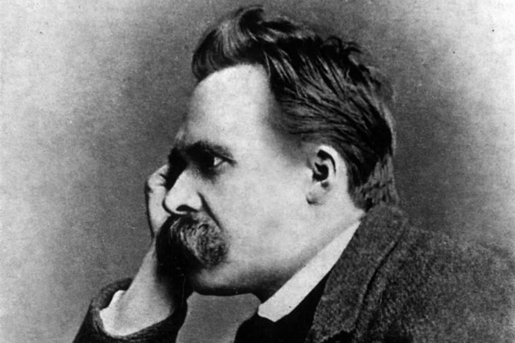 Fryderyk Nietzsche.