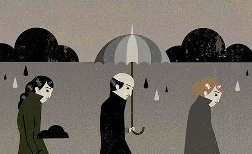 Objawy depresji: kiedy ciało i umysł nie radzą sobie z duszą