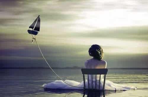 Samotność - kiedy jest murem, którego nie można zburzyć