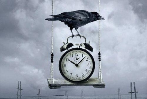 Kruk na zegarze - jak nie marnować czasu