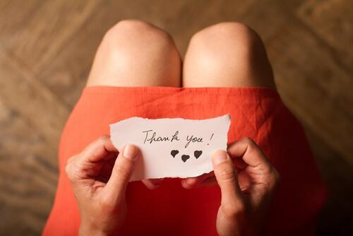 Kultywowanie wdzięczności – 3 proste ćwiczenia