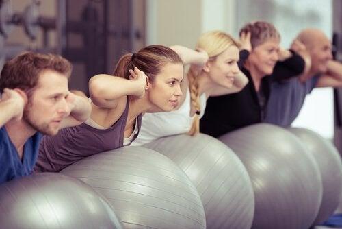 Pilates – jego6 psychologicznych zalet