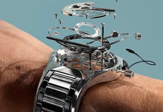 Wybuchający zegarek - jak nie marnować czasu