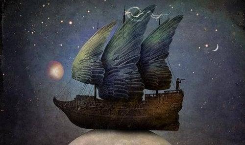 Okręt - Twój umysł