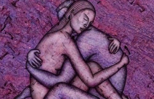 Synchroniczność interpersonalna:uścisk i jego moc