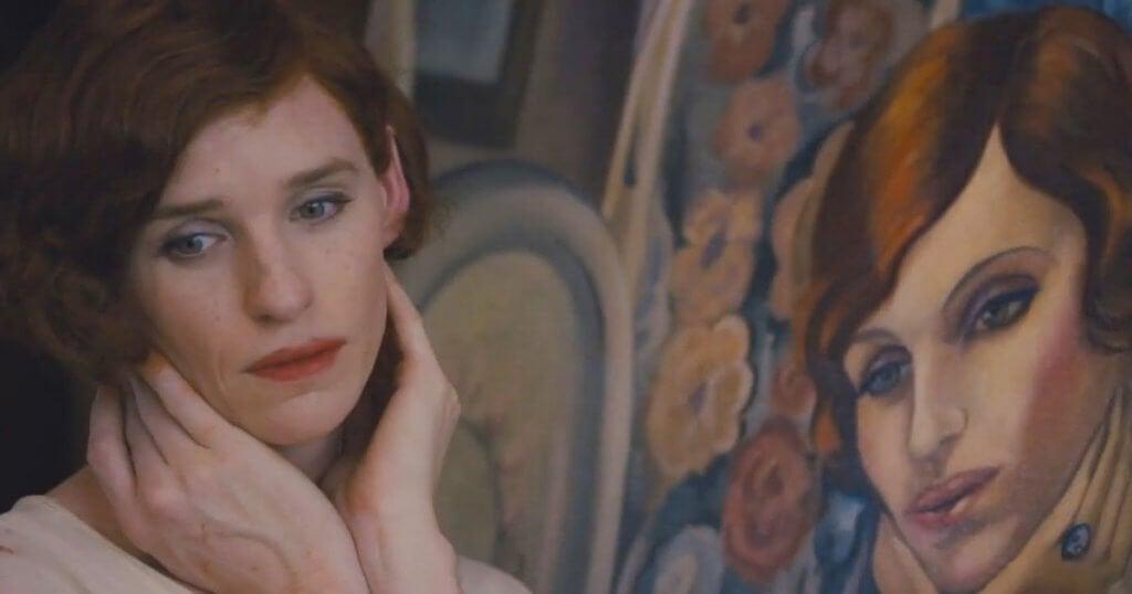 scena z Dziewczyny z portretu