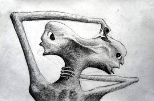 Zaburzenia psychiczne - psychoza