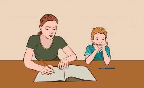 Zadania domowe i pomoc dziecku - 5 rad, jak zrobić to dobrze