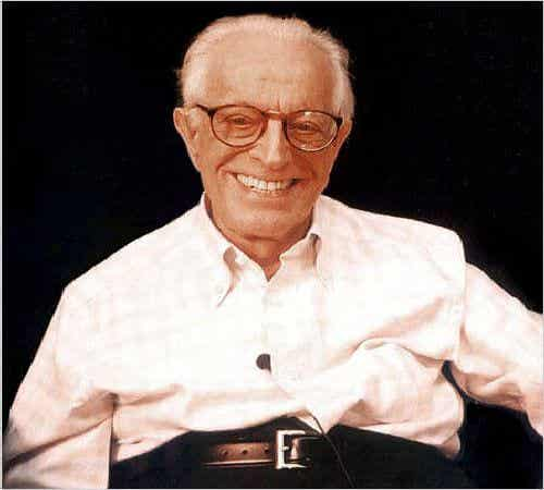 Albert Ellis i jego terapiaracjonalno-emotywna