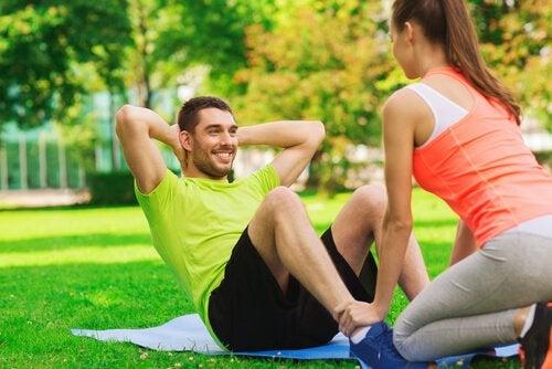 Ćwiczenia fizyczne - jak wpływają na naszą psychikę?