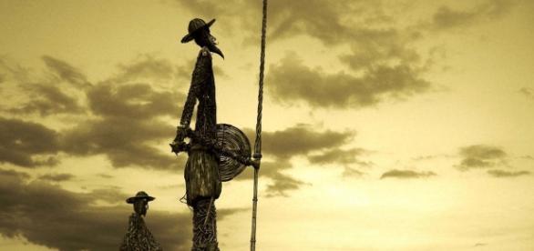 Don Kichot.