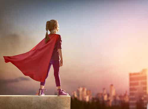 Superbohaterka - ona zawsze nią będzie