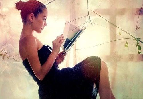 Kobieta, która czyta