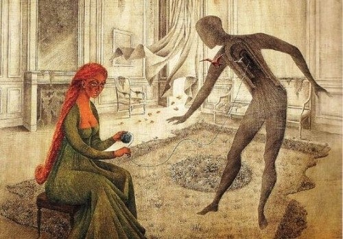 Macierzyństwo - Kobieta i jej cień