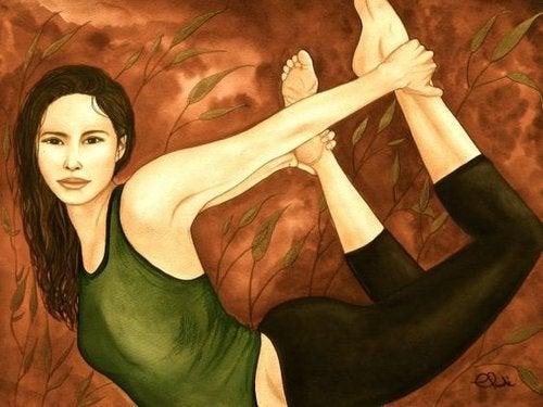 Psoas, czyli mięsień duszy mający wpływ na samopoczucie