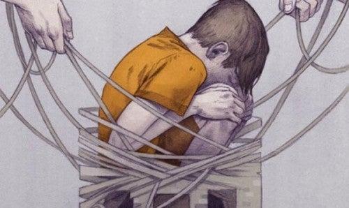 Przemoc - można jej się nauczyć, ale również się oduczyć