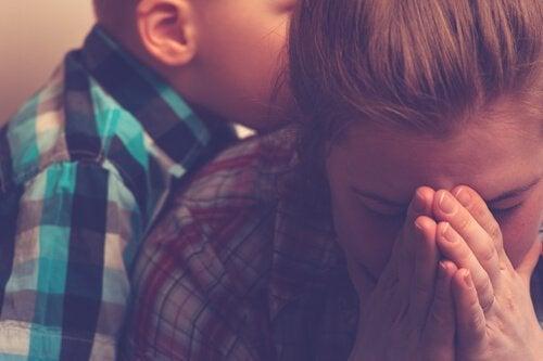 Syndrom wypalenia czyli zmęczony rodzic i jego zmagania