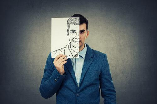 mężczyzna portret