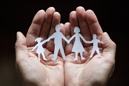Papierowa rodzina