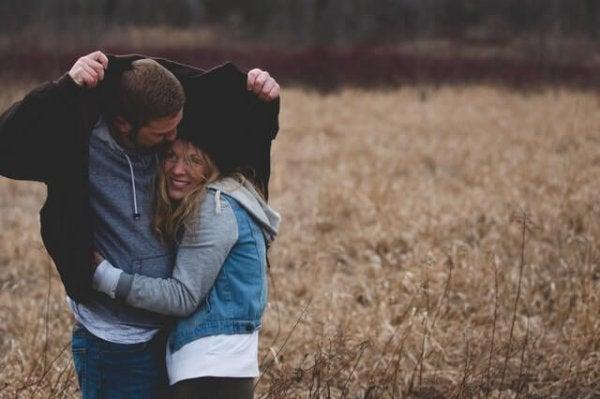 Szczęśliwa para.