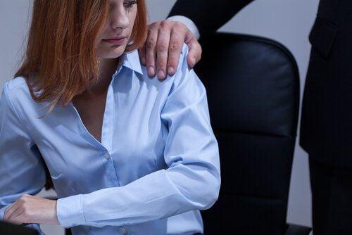 Przemoc w pracy