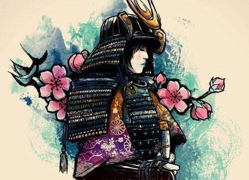 samuraj - przypowieść