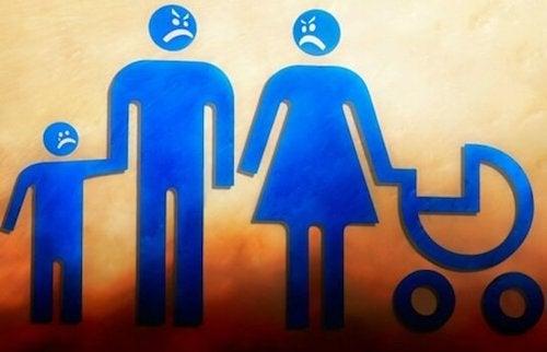 Toksyczna rodzina, przeszkoda dla osobistego rozwoju