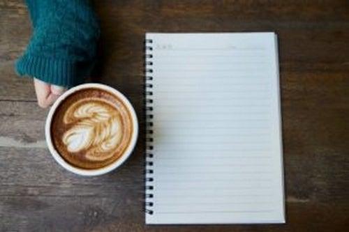 Ćwiczenia z pisania o charakterze terapeutycznym
